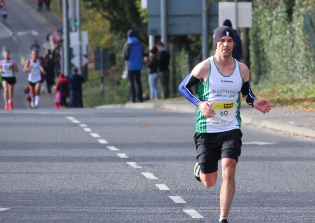 kevin at mile 21