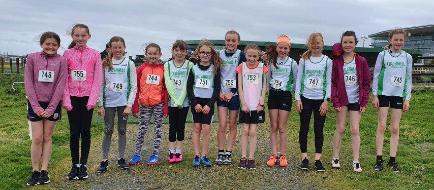 0000Craughwell Girls U12 Small